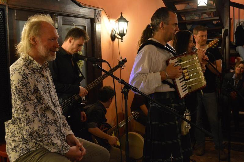 Unsere letzten Schottischen Live-Musik-Abende 2015